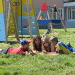 Если отдых – в детском лагере