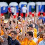 Молодежь России разработала идеи по включению в национальные проекты