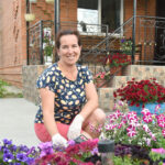 Цветочная любовь Татьяны Глухих