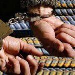 В селе Ярково задержан подозреваемый в краже металлических изделий у односельчанина