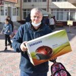 «Тюменская осень»: без подарков не уходил никто