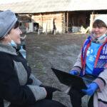 Перепись в деревнях и сёлах Ярковского района